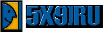 5X9.RU Retina Logo